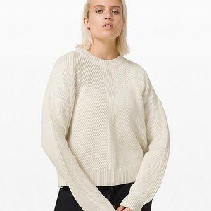 Lululemon New Heights Sweater